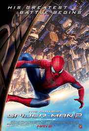The Amazing Spider-Man 2 (2014) (BRRip)